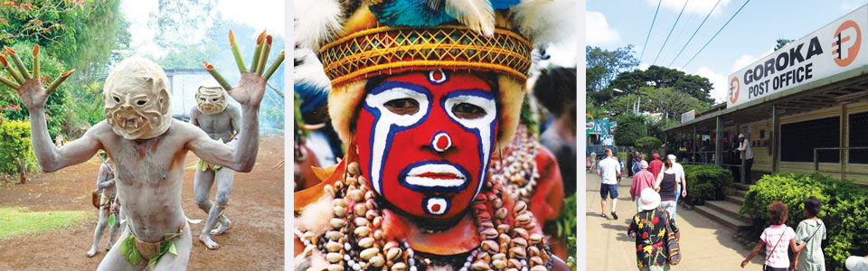 Goroka, Eastern Highlands Province, Papua New Guinea